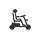 Mart Cart/ Rullstolar